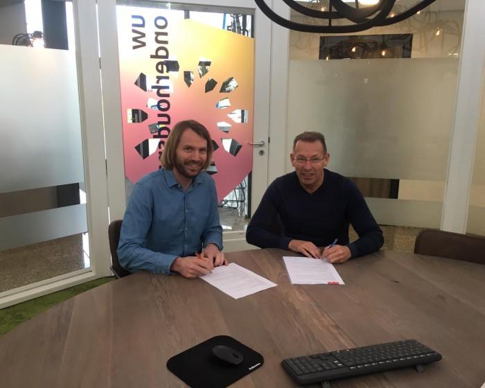Verlenging samenwerking Uw Onderhoudspartner Lenferink en Ter Hoeven Verf