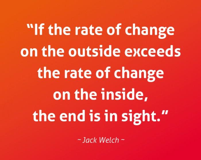 Innovatie vraagt om verandering, maar hoe?