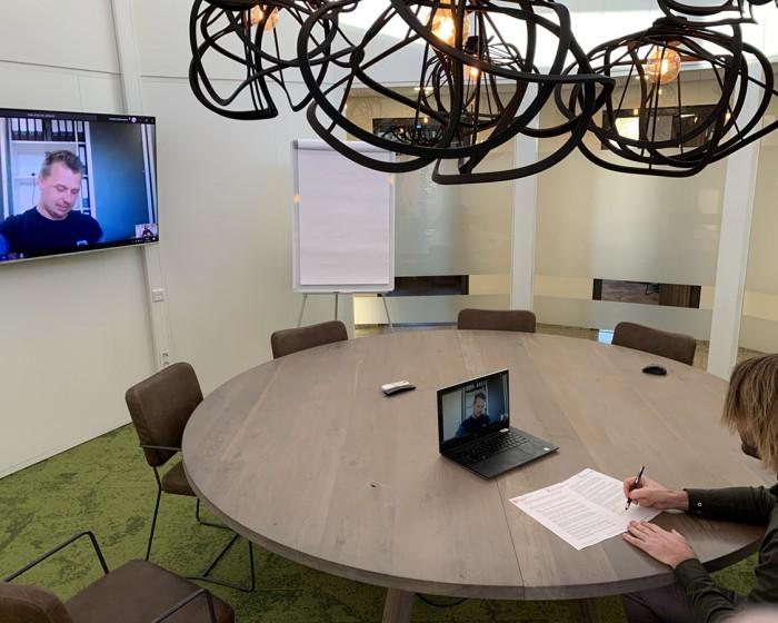 Nieuwe partnerovereenkomst met Van der Haar Groep